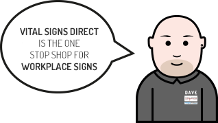 Vital signs direct one stop shop for signs